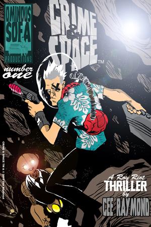 CRIME & SPACE | WEBTOON