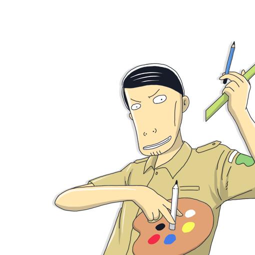 Pak Guru Inyong List1 Line Webtoon