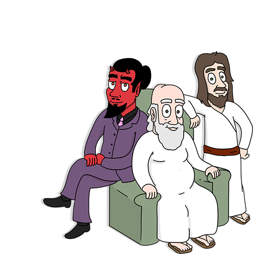 Adventures of God | WEBTOON