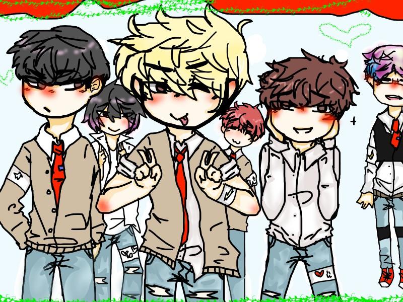 Kpop Idol Life Gay Webtoon